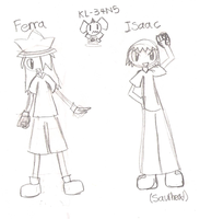 fossil fanfic characters 1 by mewfairy