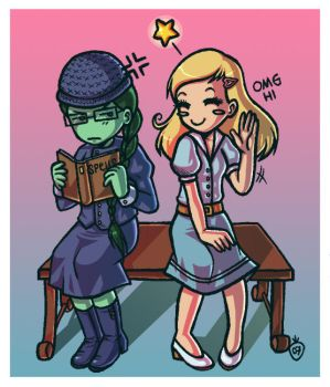 Wicked: Loathing by frandemartino