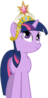 Twilight Sparkle Magic of Friendship Tiara by Ryoki-Fureaokibi