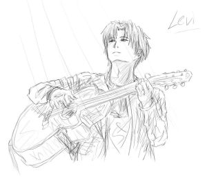 Her voice Levi x Reader-oneshot by buttercup234 on DeviantArt