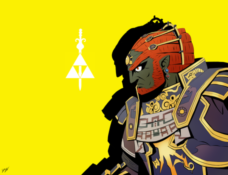 Ganondorf - Persona Styled by CosmikArts
