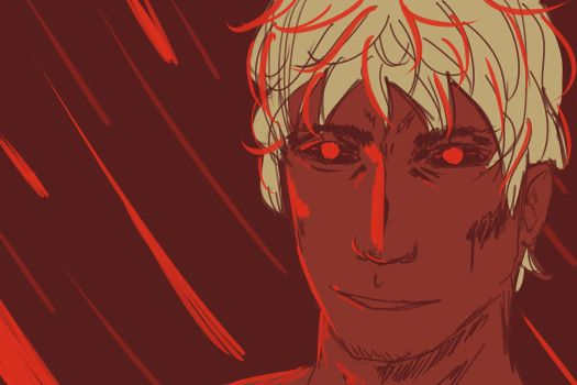 Sketchy Lucien - Palette Challenge by hexsy
