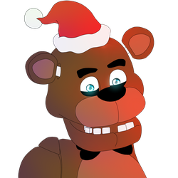 FNAF - Merry Christmas guys![WIP] by Christian2099