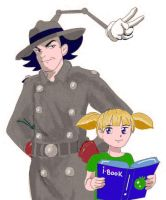 Inspector Gadget N color by Koku-chan