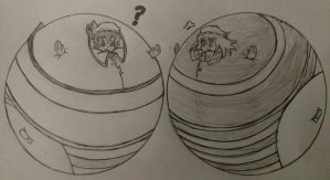 AT: Remilia and Flandre Scarlet inflated by NepuOfInflation