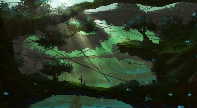 Speed paint 04 by Athayar