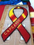 CRPS awareness ribon by mininete