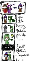 +. South Park : Compensation by ChibiFroggy
