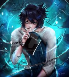 L Death Note by magato98