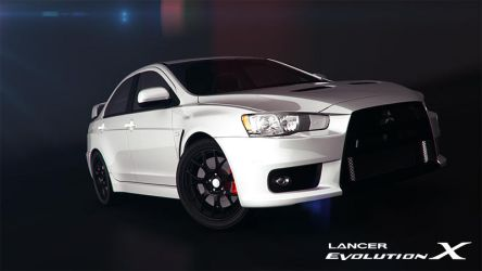 Lancer Evo X by Edge-Suizo