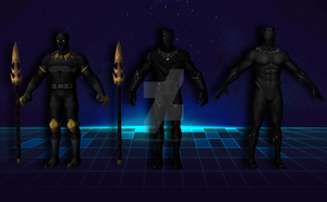 Black Panther Collection by Pitermaksimoff