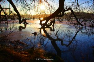 Beautiful reflections 3 by MT-Photografien
