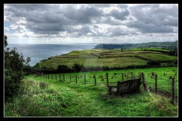 Staintondale. On The Cleveland Way. by GaryTaffinder