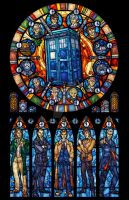 Window of the Doctor by nenuiel