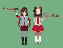 Fangulous And Fabelous by B1GB4N