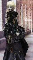 Gothic and Steampunk 1st by nalisinko