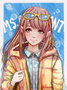Ms.assistant Marker Mimic by magion02