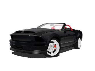Fang Stang WIP5 by nes03