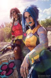 Borderlands Maya Lilith Cosplay Evil-Siren 2 by Evil-Siren