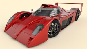 1999 Toyota GT-One TS020 by SamCurry