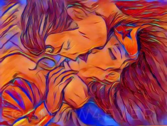 Eternal Kiss by smww4ever