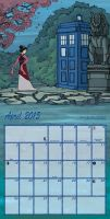 Who Calender by khallion