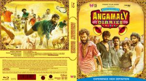 Angamaly Diaries (2017) Blu-ray cover by childlogiclabs