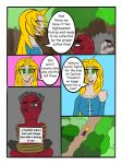 My Life as a Blue Haired Sorceress page 39 by epic-agent-63