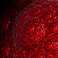 Bubbly red by BGai