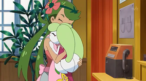 Mallow and Steenee's Lovely Hug