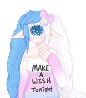 [ Make a wish ] by hello-planet-chan