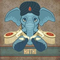Hathi by MonicaMcClain