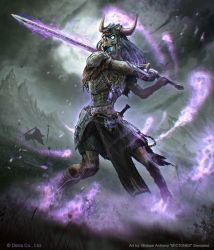 Wight Warrior Stage 3 (Common) by mictones