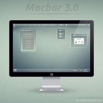 MacBar 3.0 ru by Vit-Ok