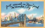 Vintage New York - The Wonder City by Yesterdays-Paper
