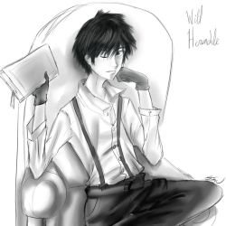 The Infernal Devices: Will Herondale by roleplay14