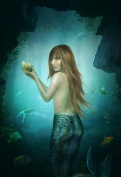 Sea Siren by charmedy
