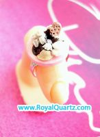 Ice Cream Sundae Ring by royalquartz