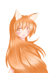 Foxie by isi-chisi
