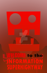 Poster Red by 5452dboy