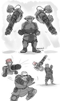 TF2-Avatar-Engie's Sentries by MadJesters1