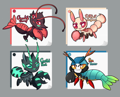 More Buggy adopts ? CLOSED by Lighterium