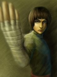 Rock Lee by SaiFongJunFan