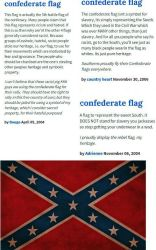 Confederate Flag by Wolfgirl7539