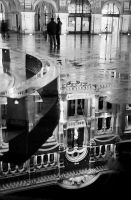 City hall reflections by multix