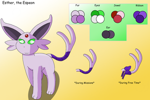 Esther Reference Sheet by Umbry17