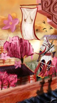 Assassins Creed: Feudal Japan by Marxl