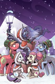MLP Holiday Special by BrendaHickey