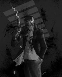 Detective Noir by RufusClark