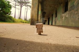Lonely Danbo .............. by Yuffie1972